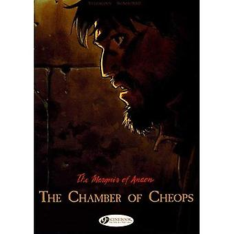 Marquis of Anaon Vol. 5: The Chamber of Cheops