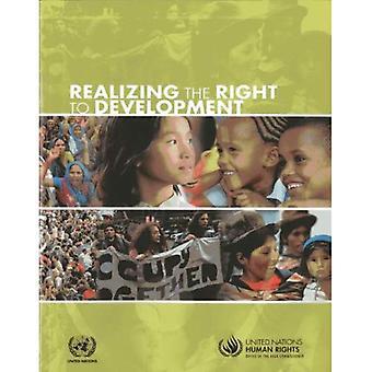 Att förverkliga rätten till utveckling: essäer i åminnelse av 25 år av Förenta nationernas förklaring på den...