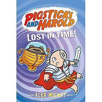Pigsticks y Harold perdieron en el tiempo!