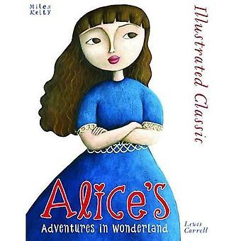Classic illustré: Aventures de Alice au pays des merveilles