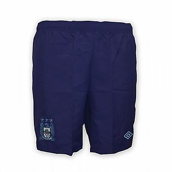 2012-13 Short Manchester City auswärts Umbro Torwart