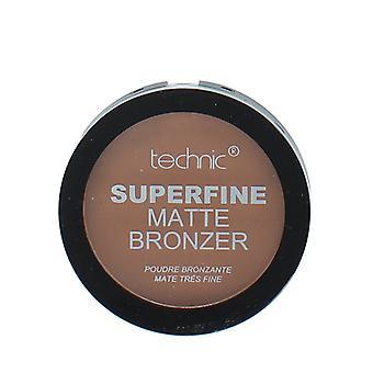 Technic Superfine Puder Matte Bronzer Compact ~ Licht