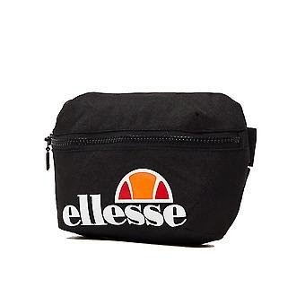 Ellesse Heritage Rosca Cross Body Shoulder Fashion Bum Bag - Black