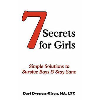 7 geheimen voor meisjes door DyrnessOlsen & Dari