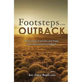 Spuren im Outback von Rebolledo & Rev Jorge