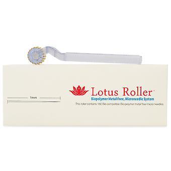 Hypoallergenic dermaroller- 1st metal free polymer derma roller 0.25 0.5 1.0