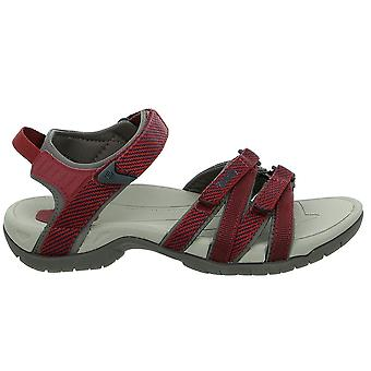 Teva Womens Tirra Adjustable Comfortable Walking Sandals