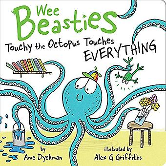 Permaloso il polpo tocca tutto (Wee Beasties) [Paperback]