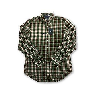 Gant Cooper SQ oxford shirt in gree