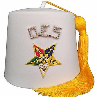 Order of the Eastern Star OES Rhinestone 1