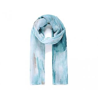 Intrigue Womens/Ladies Paint Print Scarf