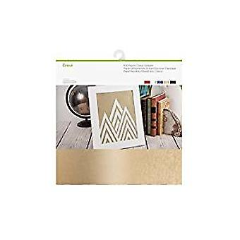 Cricut Foils Foil Paper, Classic Sampler 12x12 Inch (2004051)