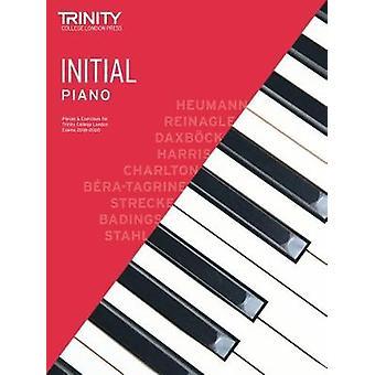 Piano Exam Pieces & Exercises 2018-2020 Initial - 9780857365989 Book