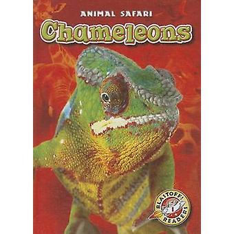 Chameleons by Kari Schuetz - 9781626170568 Book