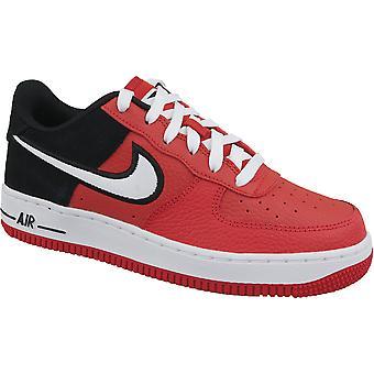 Nike Air Force 1 LV8 1 GS  AV0743-600 Kids skate shoes