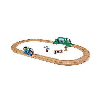 Thomas & Friends - Playsets - Wood 5 in 1 Builder Set Toy