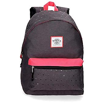 Pepe Jeans Molly Backpack 42.79 Centimeters 22.79 Gray (Gris)
