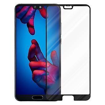 Cadorabo fuld skærm tank film til Huawei MATE 20 LITE-hærdet skærm beskyttende glas i 9H hårdhed med 3D touch kompatibilitet