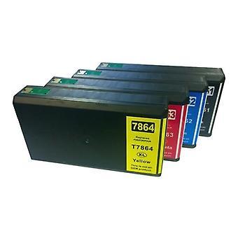 786XL Premium Pigment Generic Inkjet Set [Boxed Set]
