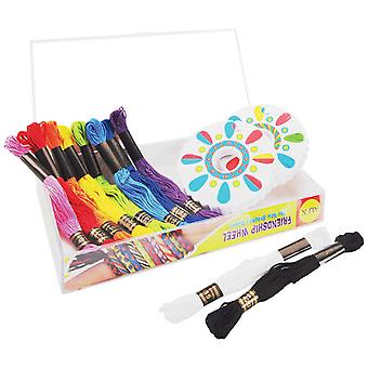 Friendship Wheel Bracelet Maker Kit 137W