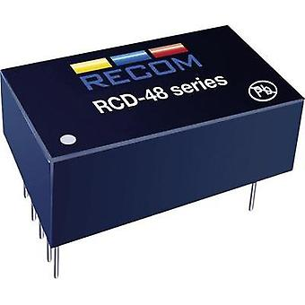 LED controller 500 mA 56 Vdc Analog dimming, PWM dimming Recom Lighting Max. operating voltage: 60 Vdc