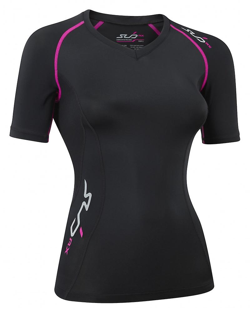 Subsports RX Short Sleeve Compression Top  Womens