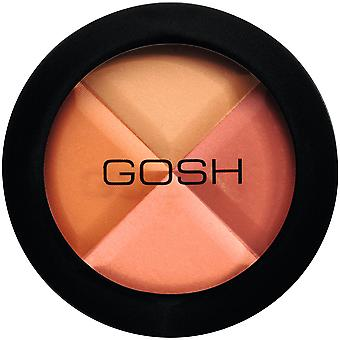Gosh Copenhagen Multicolour Blush (Woman , Makeup , Face , Blushers)