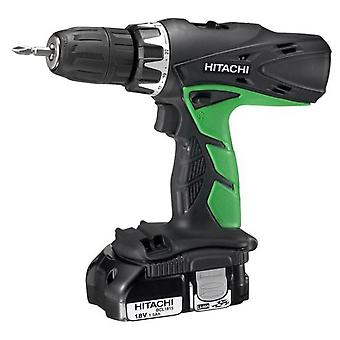 Hitachi Hammer Drill 18 V 1.5 Ah Li ION (DIY , Tools , Power Tools , Drills)
