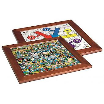 Cayro Tab. Parcheesi 6 Jug. And Oca 48X48 Cm (Kids , Toys , Table games , Strategy)