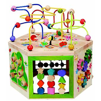 EverEarth Activity Center 7-In-1 Garden (Toys , Preschool , Babies , Education Centres)