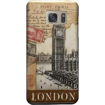 Cape London old postcard stamps for Galaxy S6