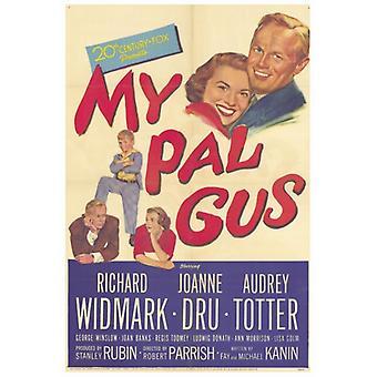 Mein Kumpel Gus Movie Poster drucken (27 x 40)