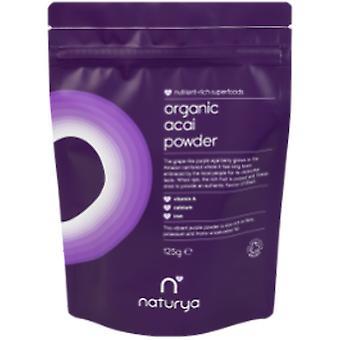 Naturya - Organic Acai Powder 125g