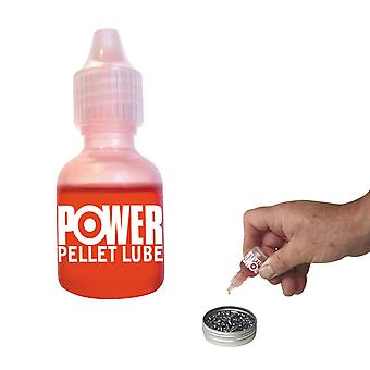 Napier Power Pellet lube 10ml/25ml - improve airgun air rifle accuracy gun oil