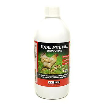 Net-tex fjerkræ i alt mide Kill flydende koncentrat 500ml