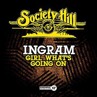 Ingram - Girl What's Going on USA import