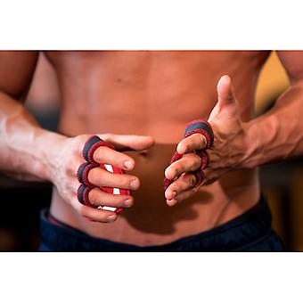 GripAd Gewicht heben Grip Handschuhe - Pink