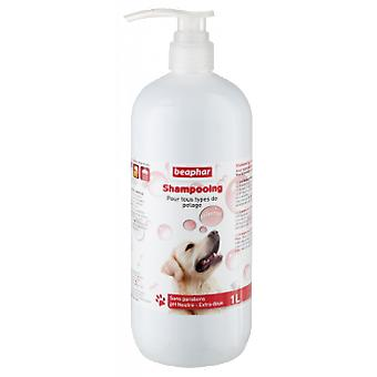 Beaphar Dogs All Types Hair Shampoo 1l (Dogs , Grooming & Wellbeing , Shampoos)