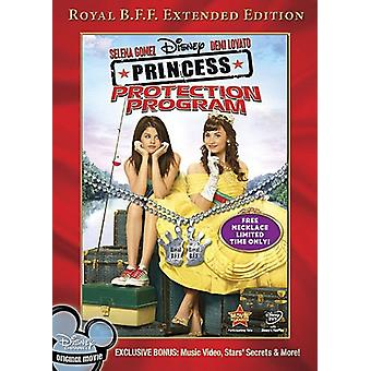 Princess Protection Program [DVD] USA importeren