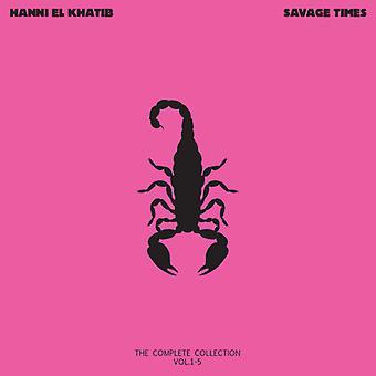 Hanni El Khatib - Savage gange [Vinyl] USA import