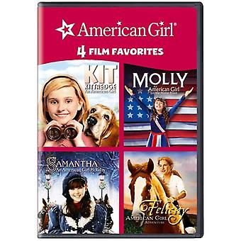 American Girl [DVD] USA import