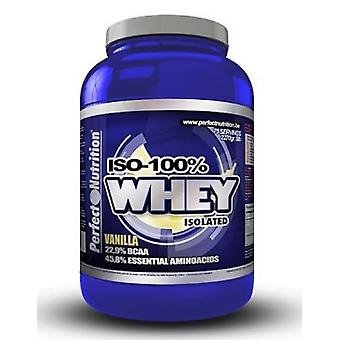 Perfect Nutrition Iso-100% Whey Vanilla Isolated (Sport , Proteine und Kohlenhydrate)