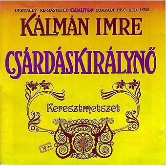 I. Kalman - K Lm N: Cs rd Skir Lyno [CD] USA import