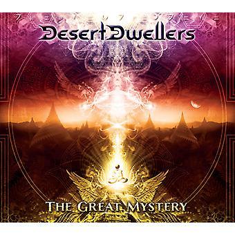 Desert beboere - store mysterium [CD] USA importerer