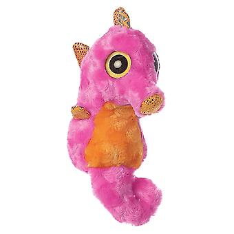 Aurora World 8-Inch Yoohoo and Friends Swimee Sea Horse Plush Toy