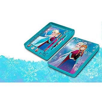 Kids Euroswan Caja Metalica Set Papeleria Frozen (Toys , School Zone , Accessories)