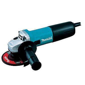 Makita 9557NBR 115mm Mini Haakse slijper 240v