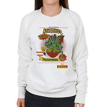 Azarotheos World Of Warcraft korn kvinders Sweatshirt