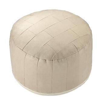 Seat cushion ALKA 34 x 50 x 50 with filling furniture stool stool champagne