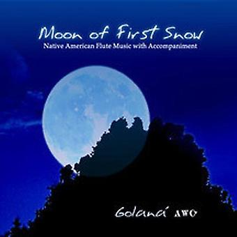 Golana - Moon første sne [CD] USA import